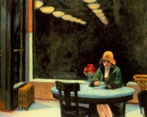 Edward Hopper, Automat