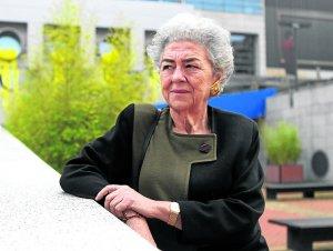 Guadalupe Echeverria 2012ko argazki batean (irudia: Diario Vasco),