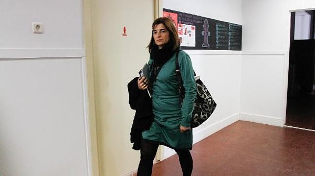 Itziar Nogerasen dimisioaren ondoren estu dago Donostia 2016 egitasmoa.