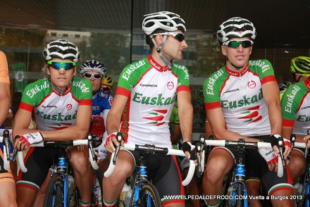 Euskadi Fundazioak kontinental mailako taldea du orain.