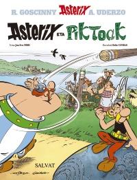 Eskoziara bidaiatuko dute oraingoan Asterixek eta Obelixek.