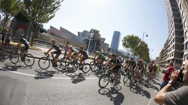 2019ko Espainiako 'Vuelta', Bilbon / EITB