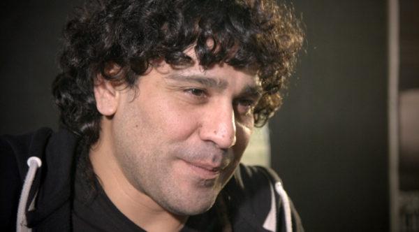 Jorge Correa 'Boro' kazetaria.