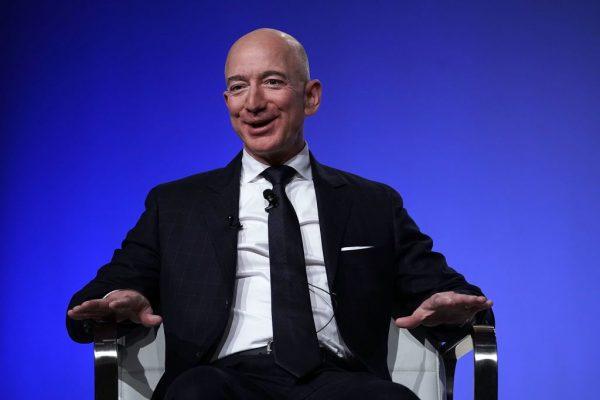 Jeff Bezosek, bere inbertsioekin bakarrik, segunduro 2.500 dolar baino gehiago irabazten ditu.
