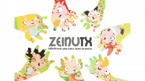 Zeinutx - Kimutx ipuin sorta zeinuz, irudiz eta ahotsez (cc by-sa)
