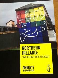 Amnesty Internationalek bere txostena 2013ko irailean kaleratu zuen