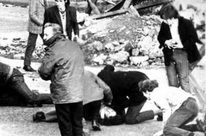 Bloody Sundayko irudiak